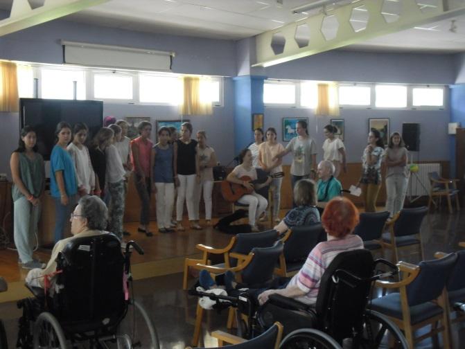 Actividades con entidades de voluntariado social grupo albertia - Voluntariado madrid comedores sociales ...