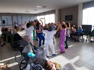 fiestas_majadahonda_albertia_residenciasdemayores