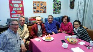 mayores centenarios