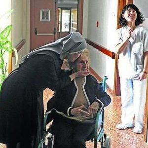 compromiso social residencia hermanitas de los pobres