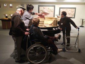 residencia de mayores museo tiflologico centro de dia san sebastian de los reyes