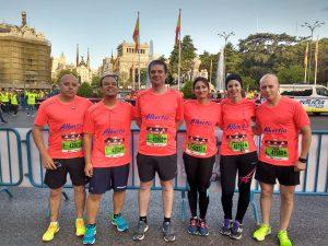 maraton de madrid