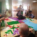 taller familiar dia del alzheimer residencia mayores albertia el moreral udp