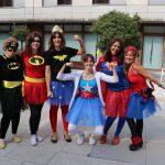 residencia de moratalaz albertia mayores gymkana superheroes