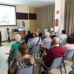 seguridad vial peatones mayores residencia albertia valle de la oliva majadahonda
