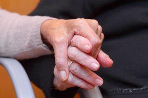 cuidados paliativos en residencia mayores