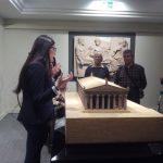 visita al museo plata y castañar