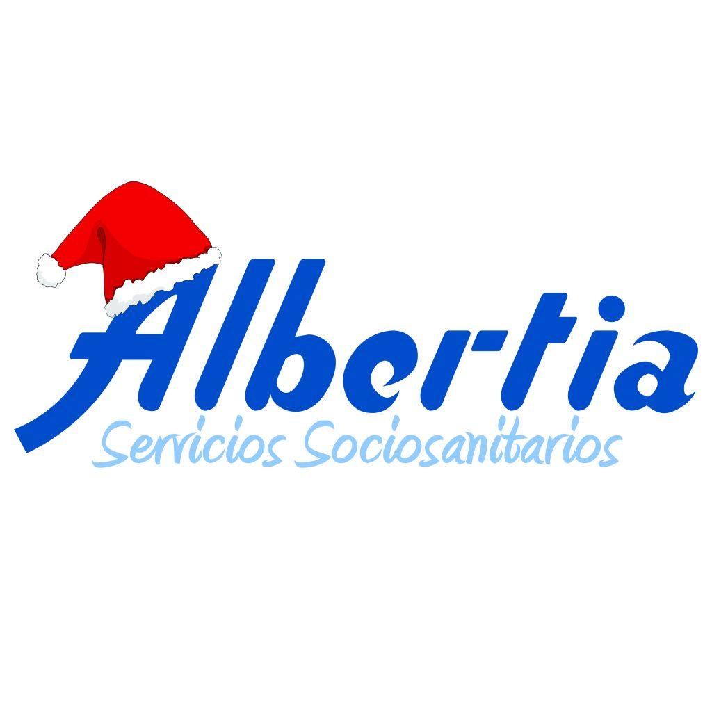 postales navidad albertia servicios sociosanitarios