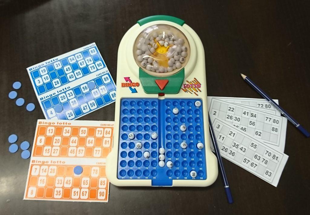 bingo geriatria terapia ocupacional residencias mayores albertia