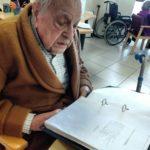 poesia personas mayores residencia albertia majadahonda valle de la oliva