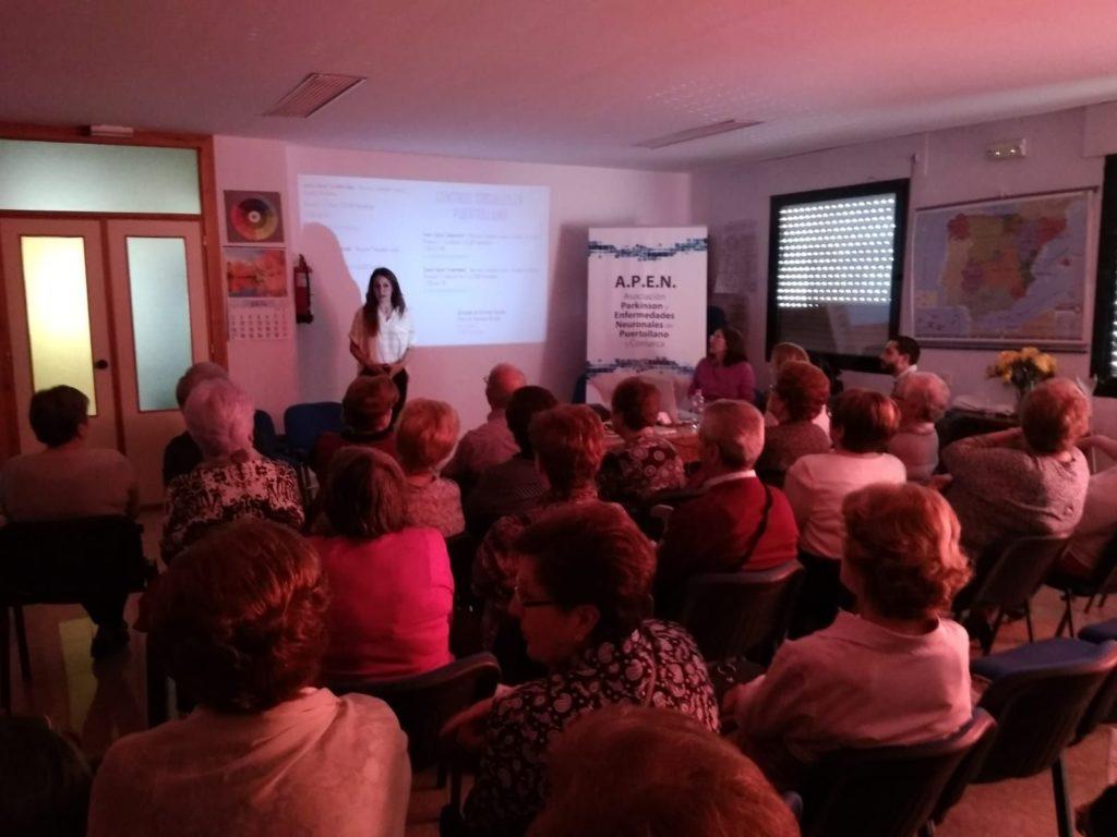 terapias no farmacologicas residencia mayores demencia albertia puertollano