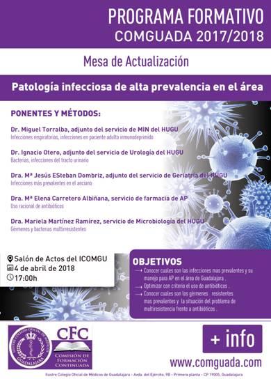 patologia infecciosa residencia de mayores albertia las palmeras colegio de medicos