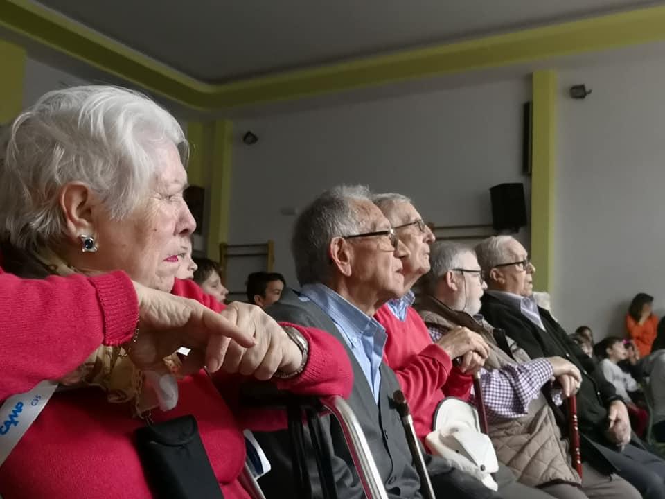encuentros intergeneracionales albertia residencia de mayores puertollano