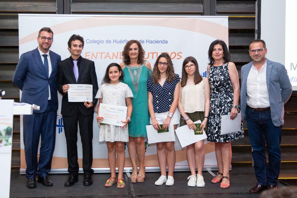 grupo albertia patrocinador premios colegio huerfanos de hacienda