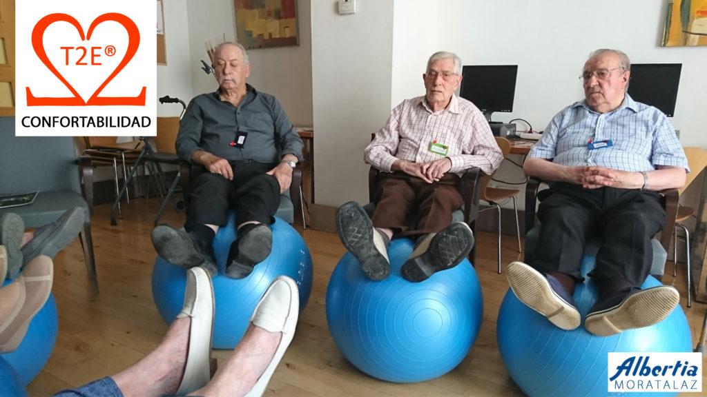 T2E® residencia de mayores en madrid