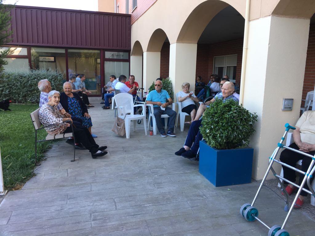 Residencia de personas mayores Albertia El Moreral
