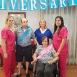 aniversario residencia de mayores albertia las palmeras azuqueca ancianos