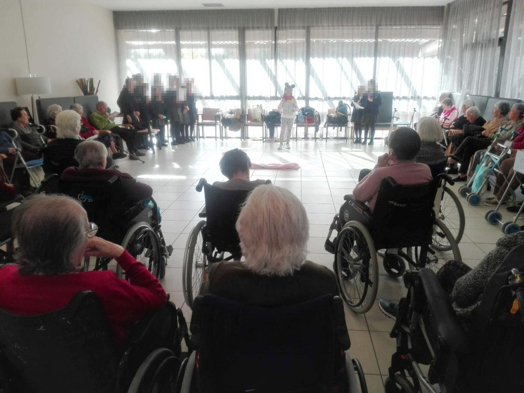 centro de dia y residencia para mayores albertia intergeneracional