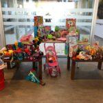 campaña solidaria recogida de juguetes residencia de mayores albertia