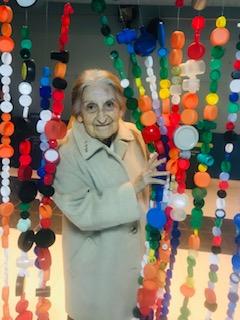 albertia el moreral exposicion reciclaje residencia mayores ancianos zaragoza