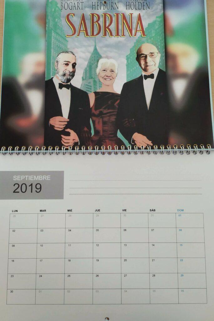 calendario de pelicula 2019 residencia albertia valle de la oliva mayores de majadahonda
