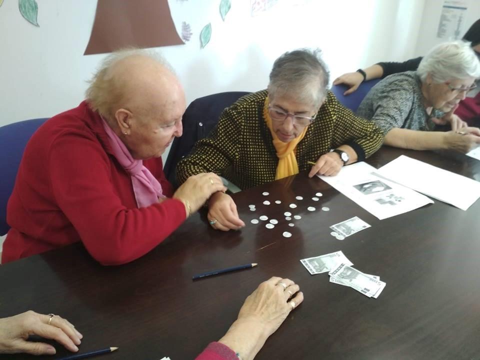 taller avd instrumentales acp actividades significativas residencia mayores albertia moratalaz