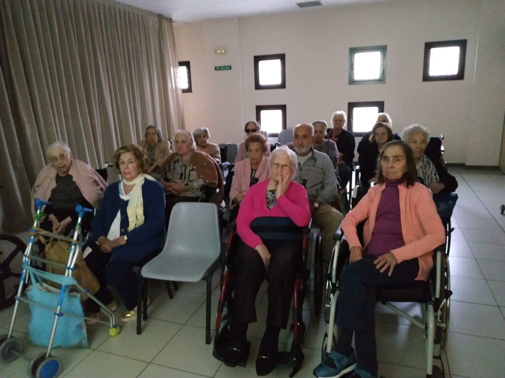 residencia majadahonda albertia valle de la oliva mayores ancianos tercera edad