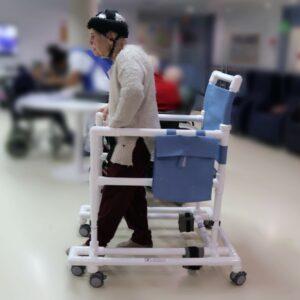 """ceafa andador """"RCN Walker"""" residencia de mayores albertia moratalaz cuidados sin sujeciones"""