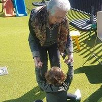 programa intergeneracional residencia mayores albertia san sebastian de los reyes