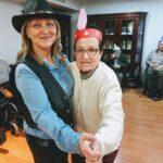 carnaval residencia mayores albertia las palmeras azuqueca de henares guadalajara