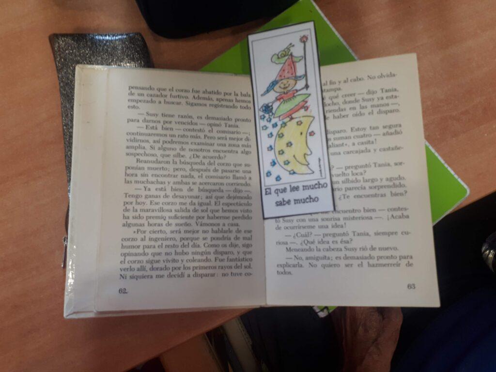 dia del libro residencia para mayores villaverde plata y castañar albertia