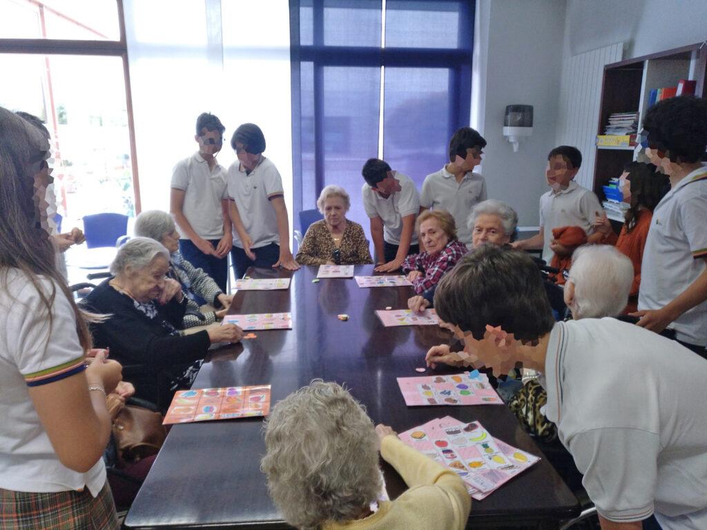 encuentro intergeneracional albertia moratalaz gsd residencia mayores