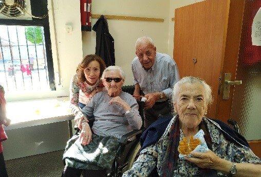 residencias ancianos residencia para mayores albertia puertollano