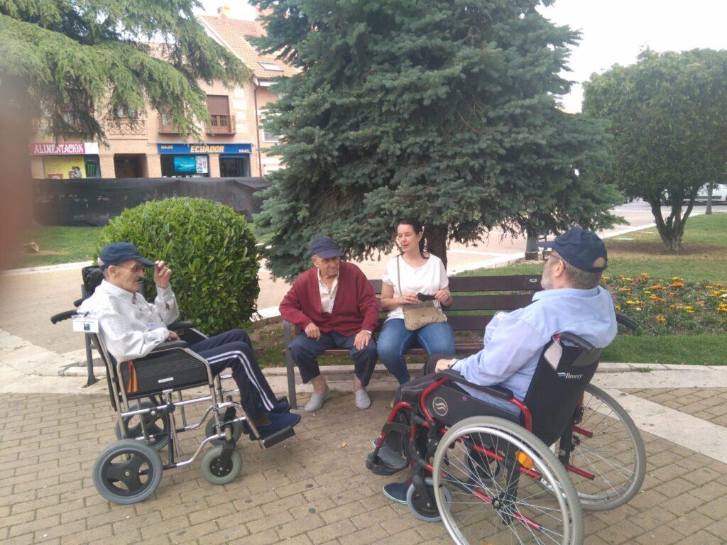 mercadillo ciempozuelos residencia mayores albertia las vegas residencias ancianos
