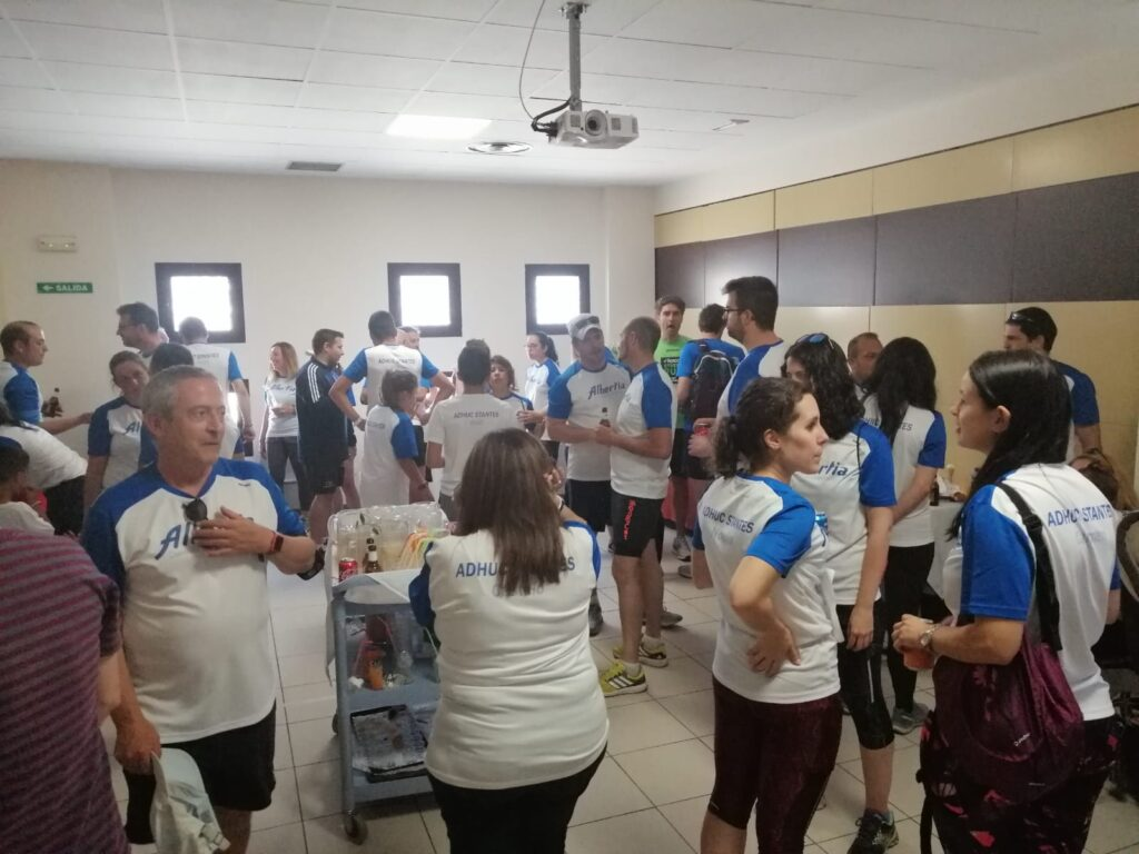 running albertia deporte residencias para mayores majadahonda cuidados sanitarios