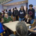 intergeneracional estadistica residencia para ancianos las huertas barbastro albertia