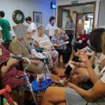 albertia las palmeras residencia de mayores dia del abuelo