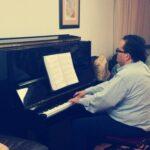 concierto piano residencia mayores albertia las palmeras azuqueca