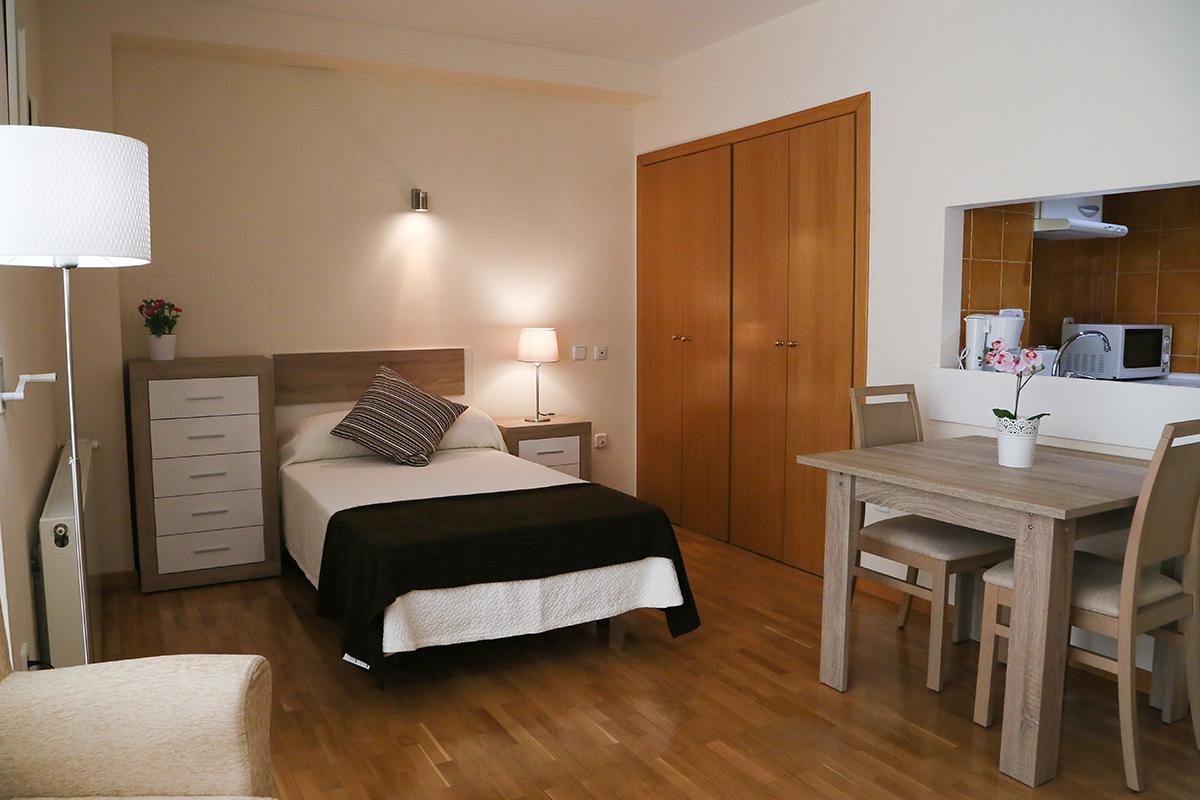 Apartamento Albertia Mirasierra
