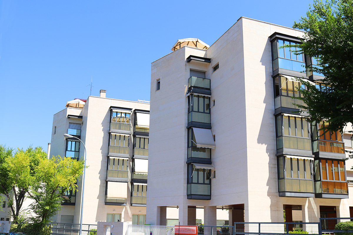 Residencia para mayores Albertia Mirasierra Madrid