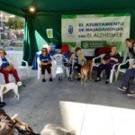 semana del alzheimer majadahonda residencia mayores albertia valle de la oliva