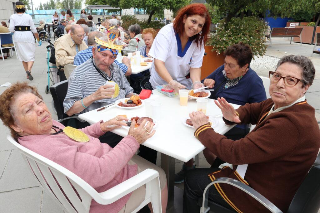 residencia para mayores albertia moratalaz dia del alzheimer