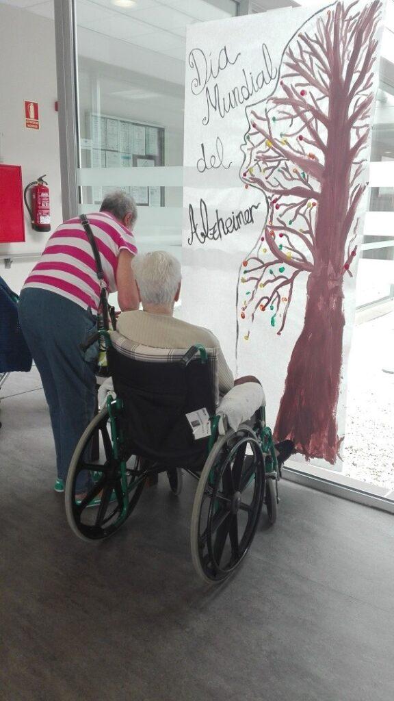 dia del alzheimer albertia residencia personas mayores