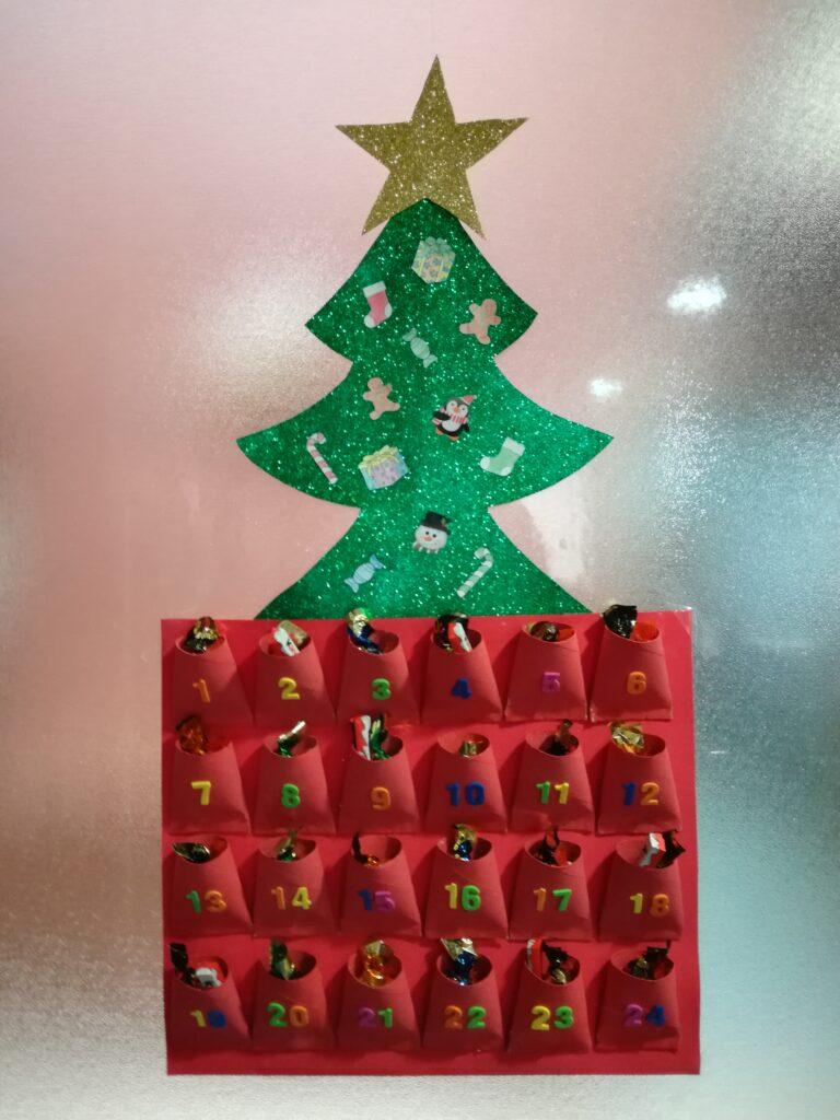 navidad residencia las palmeras albertia