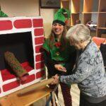 tronca navidad residencia mayores