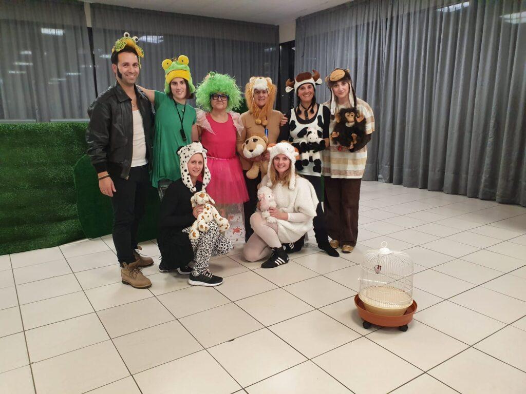 taller de teatro residencia mayores majadahonda