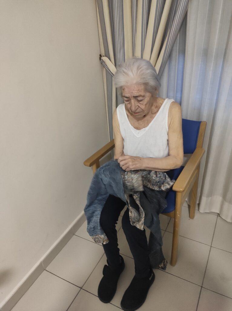 avds terapia ocupacional residencia personas mayores