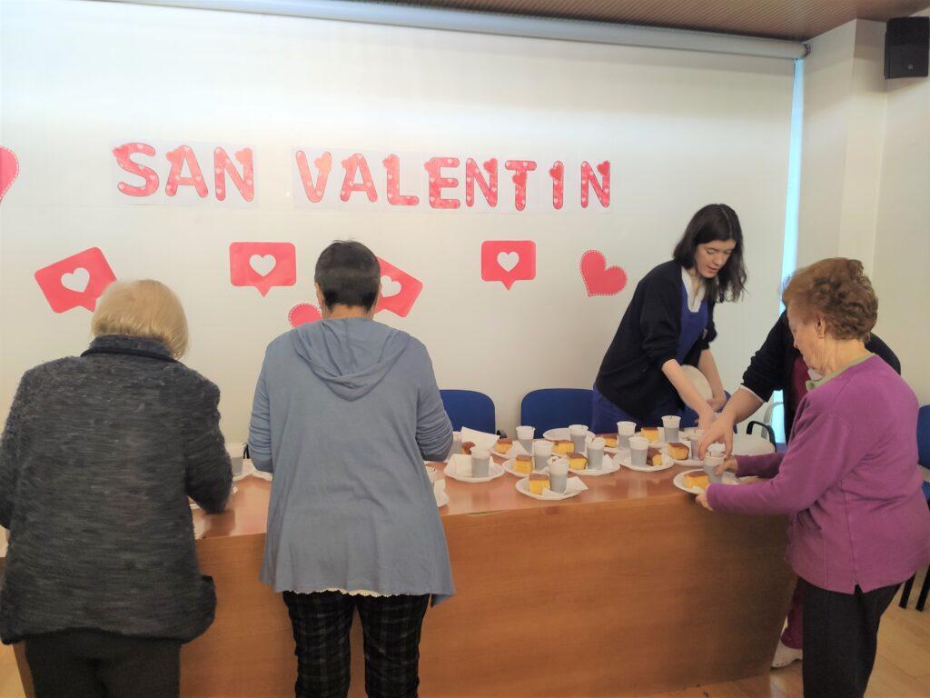 san valentin residencia mayores albertia moratalaz