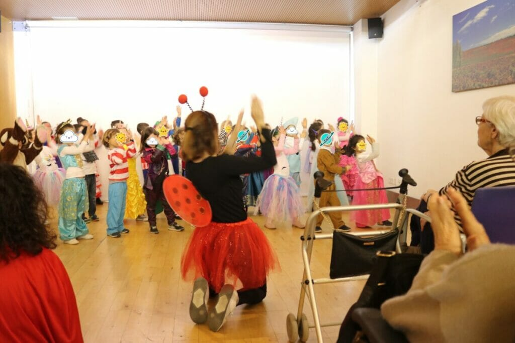 carnaval intergeneracional gsd albertiaa