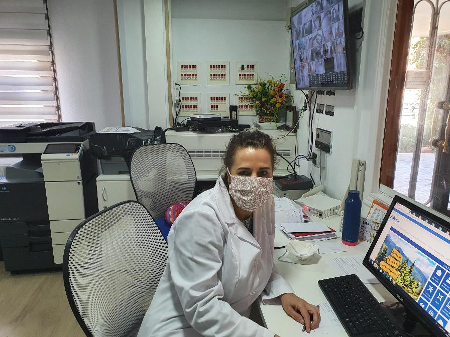 mascarillas coronavirus residencia mayores albertia